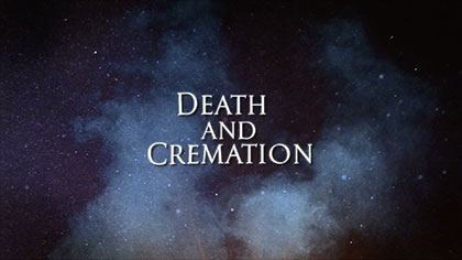 Death and Cremation v1